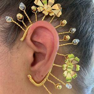 HANDMADE EAR CUFF - CARTILAGE EARRING